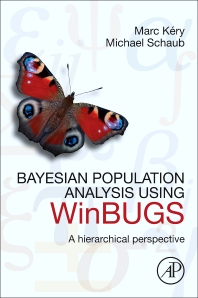Cover image for Bayesian Population Analysis using WinBUGS