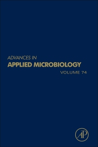 Advances in Applied Microbiology, 1st Edition,ISBN9780123870223