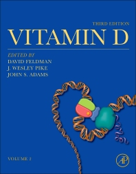 Vitamin D - 3rd Edition - ISBN: 9780123870346