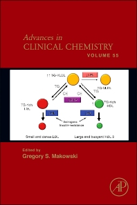 Advances in Clinical Chemistry, 1st Edition,Gregory Makowski,ISBN9780123870421