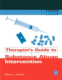 Cover image for Therapist's Guide to Substance Abuse Intervention