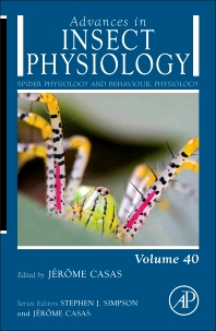 Cover image for Spider Physiology and Behaviour