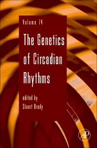 Cover image for The Genetics of Circadian Rhythms