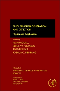 Single-Photon Generation and Detection - 1st Edition - ISBN: 9780123876959, 9780123876966