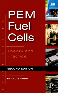 PEM Fuel Cells, 2nd Edition,Frano Barbir,ISBN9780123877109