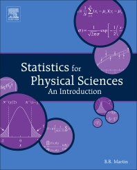 Cover image for Statistics for Physical Sciences