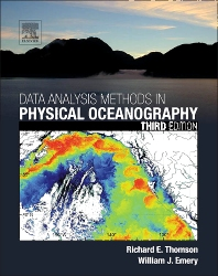 Cover image for Data Analysis Methods in Physical Oceanography