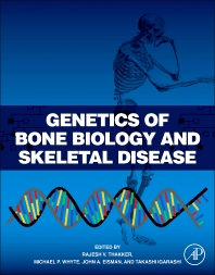 Cover image for Genetics of Bone Biology and Skeletal Disease