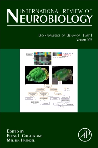 Cover image for Bioinformatics of Behavior: Part 1