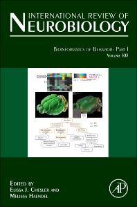 Bioinformatics of Behavior: Part 1, 1st Edition,Elissa J Chesler,Melissa Haendel,ISBN9780123884138