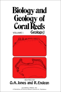 Cover image for Biology and Geology of Coral Reefs V1