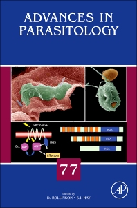 Advances in Parasitology, 1st Edition,David Rollinson,S.I. Hay,ISBN9780123914293