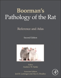 Cover image for Boorman's Pathology of the Rat