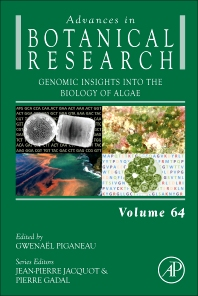 Genomic Insights into the Biology of Algae, 1st Edition,Gwanael Piganeau ,ISBN9780123914996