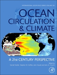 Cover image for Ocean Circulation and Climate