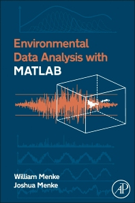 Cover image for Environmental Data Analysis with MatLab