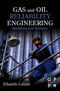 Cover image for Gas and Oil Reliability Engineering