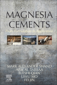 Cover image for Magnesia Cements
