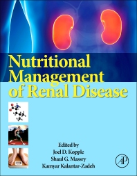 Cover image for Nutritional Management of Renal Disease