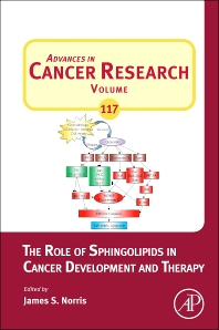 The Role of Sphingolipids in Cancer Development and Therapy, 1st Edition,James Norris,ISBN9780123942746