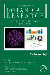 Mitochondrial Genome Evolution, 1st Edition,Laurence Marechal-Drouard,ISBN9780123942791