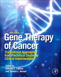 Cover image for Gene Therapy of Cancer