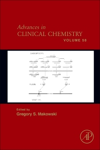 Advances in Clinical Chemistry, 1st Edition,Gregory Makowski,ISBN9780123943835
