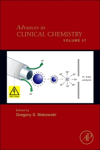 Advances in Clinical Chemistry, 1st Edition,Gregory Makowski,ISBN9780123943842