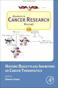 Histone Deacetylase Inhibitors as Cancer Therapeutics - 1st Edition - ISBN: 9780123943873, 9780123946089