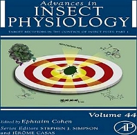 Target Receptors in the Control of Insect Pests: Part I, 1st Edition,Ephraim Cohen,ISBN9780123943897