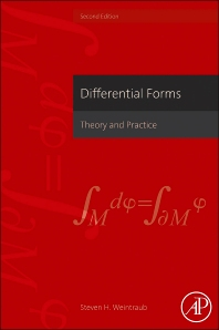 Differential Forms, 2nd Edition,Steven Weintraub,ISBN9780123944030