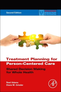 Cover image for Treatment Planning for Person-Centered Care