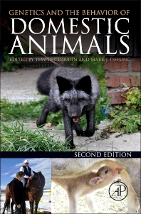 Genetics and the Behavior of Domestic Animals, 2nd Edition,Temple Grandin,Mark Deesing,ISBN9780123945860