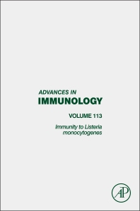 Immunity to Listeria Monocytogenes, 1st Edition,E R Unanue,Javier A. Carrero,ISBN9780123945907