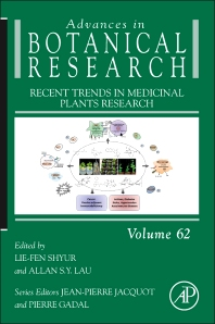 Cover image for Recent Trends in Medicinal Plants Research