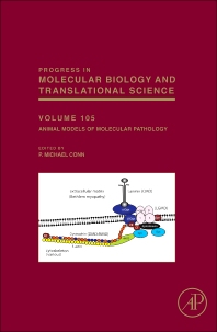Cover image for Animal Models of Molecular Pathology