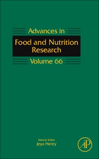 Advances in Food and Nutrition Research, 1st Edition,Steve Taylor,ISBN9780123945976