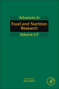 Advances in Food and Nutrition Research, 1st Edition,Steve Taylor,ISBN9780123945983
