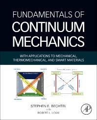 Cover image for Fundamentals of Continuum Mechanics