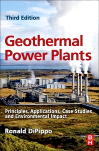 Geothermal Power Plants, 3rd Edition,Ronald DiPippo,ISBN9780123947871