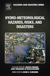 Cover image for Hydro-Meteorological Hazards, Risks, and Disasters