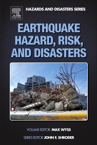 Cover image for Earthquake Hazard, Risk and Disasters