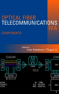 Cover image for Optical Fiber Telecommunications IV-A