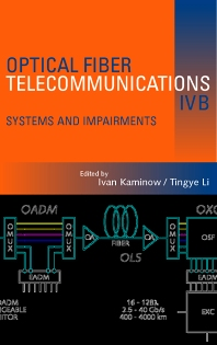 Optical Fiber Telecommunications IV-B - 4th Edition - ISBN: 9780123951731, 9780080513195