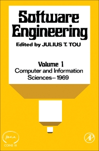 Software Engineering - 1st Edition - ISBN: 9780123954954, 9780323157445