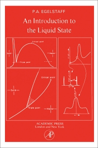 An Introduction to the Liquid State - 1st Edition - ISBN: 9780123955159, 9780323159036