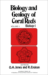 Cover image for Biology and Geology of Coral Reefs V2