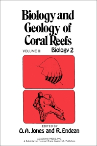 Cover image for Biology and Geology of Coral Reefs V3