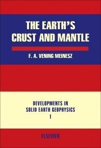 Cover image for The Earth's crust and Mantle