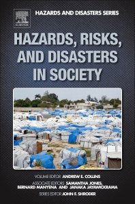 Cover image for Hazards, Risks, and Disasters in Society